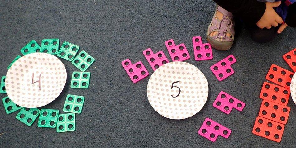 числовые тарелки